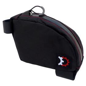 Revelate Designs Jerrycan Toptube Bag bent, black